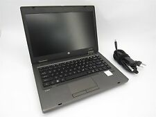 """HP ProBook 6465b 14"""" AMD A4 3310MX APU 2.1GHz 4GB RAM 320GB HDD"""