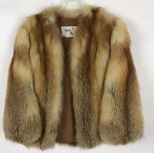 RED FOX FUR COAT Mable Furs Of Denver Genuine