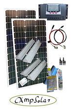 Solarmodul Solaranlage Wohnmobil 200 Watt mit 30 Ampere Laderegler