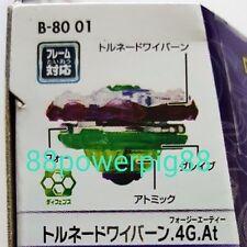 Takara Tomy Beyblade Burst B-80 Random Booster Tornado Wyvern .4G.At US Seller