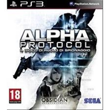 PS3 Alpha Protocol NUOVO [ Playstation 3 ]