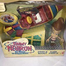 Nickelodeon Jimmy Neutron Boy Genius With Strato Xl Rocket