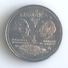 Jamaica 1972 Ten Dollars Proof Coin KM60 **OUTSTANDING COLOR!**