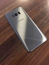 Original Samsung Galaxy S8 Plus G955F Backcover Akkudeckel Cover Silber Silver