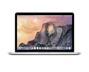 MacBook Pro Retina 13.3-inch (Early 2017) - Core i5 - 8GB - SSD 128 GB