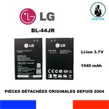BATTERIE ORIGINALE BL-44JR LG PRADA 3.0 P940 KU5400 SU540 OPTIMUS EX SU880 OEM