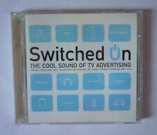 SWITCHED ON - THE COOL SOUND OF TV ADVERTISING 2000 2 CD ALBUM - GOOD CONDITION