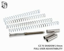 DPM Recoil Spring System For CZ SHADOW 2 With 12 User adjustable settings 9mm
