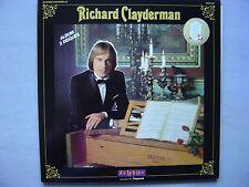 Vinyle - Richard CLAYDERMAN  (2 LP). Quasi neuf.