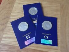 2019 D-DAY LANDINGS - UK £2 TWO POUND COIN SEALED - CHANGE CHECKER GB BUNC COIN