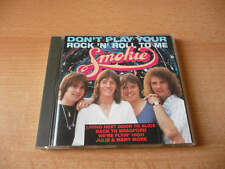 CD Smokie - Don`t play your Rock `N´Roll to me - 1993 - 16 Songs