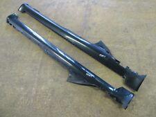 Seitenschweller AUDI A6 4B irischgrün LZ6G Schweller 4B0853859 4B08853860