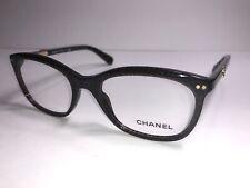 CHANEL Eyeglass Frames 3252 c. 1411 Brown Grey Pattern Women's Glasses - $599