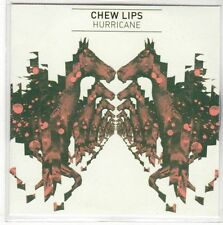 (EO485) Chew Lips, Hurricane - 2012 DJ CD