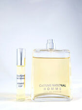 Costume National HOMME - Eau de Parfum - 10ml - sample size - 100% GENUINE