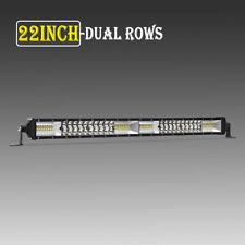 20INCH 2040W Led Light Bar Flood Spot Work for Driving Offroad 4WD Truck Atv UtE