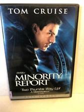 Minority Report (Dvd, 2002, 2-Disc Set, Full Frame Pan Scan) Tom Cruise