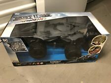 Jada Toys Justice League 1:14 Batmobile Offroad Remote Control Vehicle Brand New