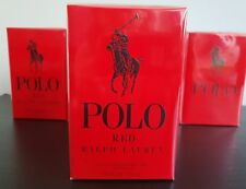 Polo By Ralph Lauren Red 125ml Eau De Toilette Perfume GENUINE NEW SEALED Gift