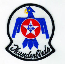 Thunderbirds/Cap Patch - USAF - Air Force - Cat No. M5578