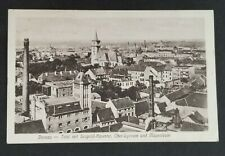 1922 Dessau Baden Germany IDO  Esperanto Conference Real Picture Postcard Cover