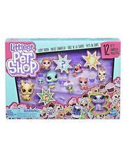 Littlest Petshop Lucky Dozens Cupcakes Set 1, Purple Hippo #3-158
