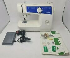 Brother JS-23 Sewing Machine Original With Instructions, Carry Case & Extras
