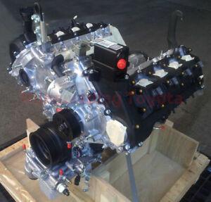 GENUINE TOYOTA LANDCRUISER 200 SERIES 1VDFTV LONG ENGINE DIESEL MOTOR EXCHANGE