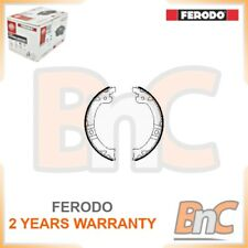 REAR PARKING BRAKE SHOE SET CHRYSLER ALFA ROMEO DODGE FERODO OEM 4882576 FSB597