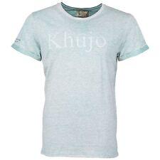 Khujo Herren Oberteile / T-shirt Treat