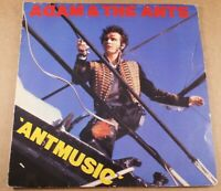 """Adam & The Ants : Antmusic : Vintage 7"""" Single from 1980"""
