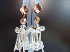 Natürliche Modeschmuckstücke aus Acrylglas für Damen