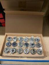 ER32 collet set 18 collets 2-20mm DIN6499 MDF stand