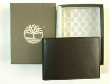 Timberland Mens Leather Wallet Brown RRP £48.00 BNIB  *New