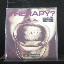 "Therapy? - Teethgrinder 7"" Mint- AM 0097 UK Purple Vinyl 45 Numbered 3813"