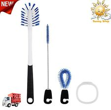 Cleaning Brush Set with Long Handle For Water Bottle & Straw Home Cleaning Kit