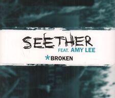 Seether(CD Single)Broken-Wind up-2004-New