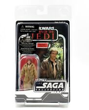 STAR WARS THE SAGA COLLECTION-Han Solo in Trench Coat Action Figure