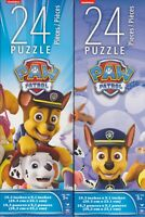 2 Pack of Paw Patrol 24 Piece Jigsaw Puzzles