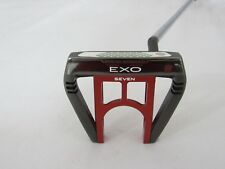 "Odyssey EXO Seven S 35"" Putter - Steel SuperStroke #7 Used RH +HC"