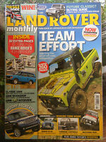 Land Rover Monthly 08/2010 Series 1 2 3 Defender Range Discovery Freelander
