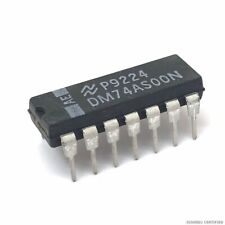 DM74AS00N INTEGRATED CIRCUIT NATIONAL