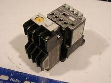 Fuji SJ-0G/UL Motor Starter 15A 24VDC Coil 60 Day Warranty + Free Shipping