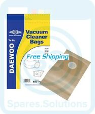 Replacement Vacuum Cleaner Bag For Daewoo RC381L -Pack of 5-