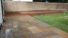 Raj Green - Patio Pack - 18m2 - Garden Stabs- Natural Stone- Indian Sandstone