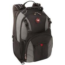 """SWISSGEAR SHERPA DX 16"""" LAPTOP BACKPACK WITH IPAD/TABLET POCKET - GREY NEW"""
