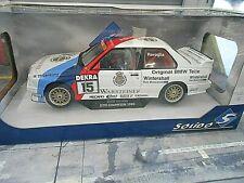 BMW M3 E30 DTM 1989 #15 Ravaglia Warsteiner M-Team Schnitzer NEU Solido 1:18