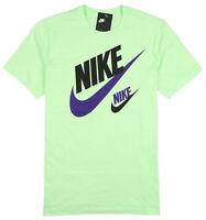 NIKE Futura 2 T-Shirt sz M Medium Vapor Green Purple Black Vapormax Max Dunk