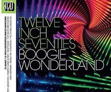 Various - Twelve Inch 70s: Boogie Wonderland BRAND NEW SEALED 3CD