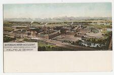 Litho Heufeld, Bruckmühl, 1920, Bayer. AG f. chemische u. landw. chemische